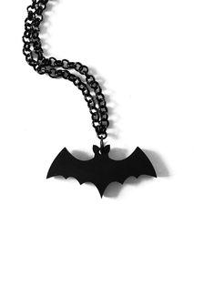 Mini Bat Necklace