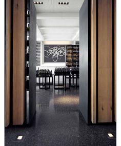 burdifilek plastolux interior retail modern design