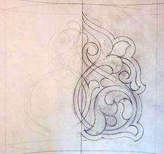 Islamic Art Pattern, Arabic Pattern, Pattern Art, Art Nouveau Illustration, Kolam Rangoli, Turkish Art, Islamic Calligraphy, Geometric Designs, Arabesque