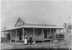 1890 Campbell's Store in Biggenden (SLQ)