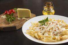 Pasta, Tortellini, Prosciutto, Macaroni And Cheese, Bacon, Spaghetti, Lunch, Ethnic Recipes, Food