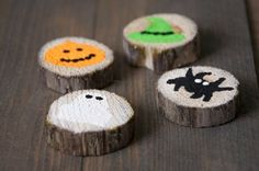 Handmade Halloween Match Game   Fun Family CraftsFun Family Crafts