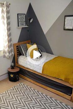 Cool Bedrooms For Boys, Boys Bedroom Decor, Teen Girl Bedrooms, Awesome Bedrooms, Bedroom Themes, Boys Bedroom Paint, Boys Bedroom Colors, Boy Rooms, Modern Boys Bedrooms