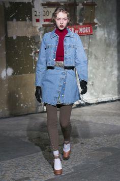 Look 2 FW1617  #neithnyer #hauntedseason #fashion #theonetowatch
