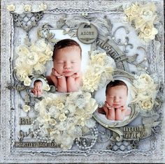 Adorable+little+Angel+***Dusty+Attic+Mood+Board+for+March*** - Scrapbook.com