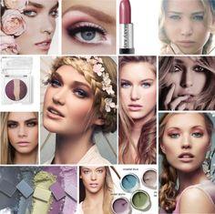 ...soft summer makeup.. More