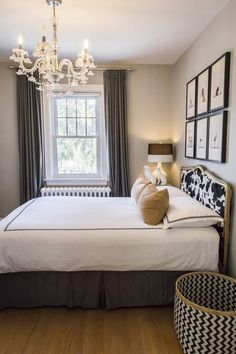 Can You Spy the DIY? Sophisticated Bedroom