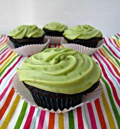 Avocado frosting?!?! I'll try anything once...