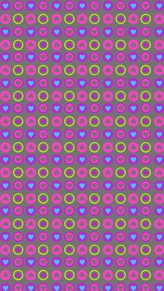 luvnote neon Patterns | Estampados