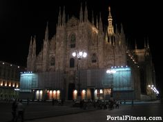Milán. Foto PortalFitness.com