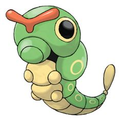Caterpie - #010 - Bug Type