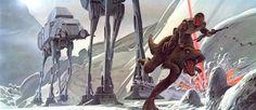 Galeria de artes conceituais de Star Wars! : Garotas Geeks