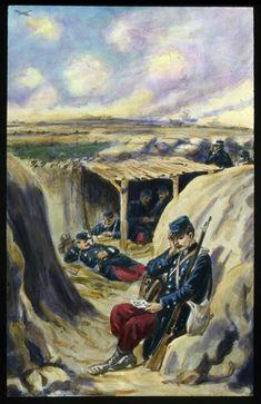 Sr Thérèse encourage un soldat, et le ramène à la pratique de la religion -1