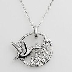 Jewelry for Trees - Hummingbird Pendant | Kohl's