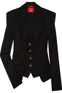 vivienne westwood red label blazer/jacket $1180 #professional  #business #formal