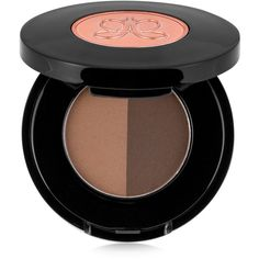 Anastasia Beverly Hills Brow Powder Duo ($23) ❤ liked on Polyvore featuring beauty products, makeup, eye makeup, dark brown, eye brow makeup, anastasia beverly hills, eyebrow cosmetics, eyebrow makeup and brow makeup