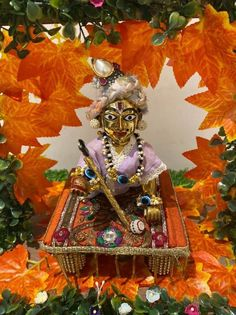 Laddu Gopal, Crafts, Manualidades, Handmade Crafts, Craft, Arts And Crafts, Artesanato, Handicraft