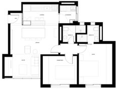 Apartamento BCA / Metropolitano Arquitetos