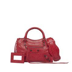 Balenciaga Classic Mini City Balenciaga - Cross Body Bags Women - Handbags Balenciaga