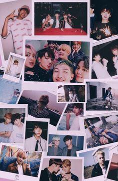 bangtan sonyeondan btsarmy army jin jimin v suga jk jhope rm Bts Lockscreen, Foto Bts, Bts Jungkook, K Pop, Bts Memes, Seokjin, Hoseok, Bts Polaroid, Polaroids