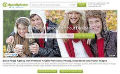 Microstock Agency: Depositphotos – Stock Photo User's Best Friend