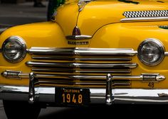 Big Yellow Taxi, Mellow Yellow, Golden Yellow, Subtractive Color, Good Day Sunshine, New Details, Vintage Trucks, Crazy People, Vintage Yellow