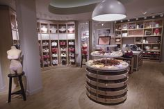 Triumph International, a Switzerland-based lingerie retailer with about 2,100 locations around the world, will open two stores on Long Island this month.