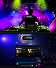 Dj Strong Flash CMS Templates by Mercury Dj Website, Diy Farmhouse Table, Website Template, Mercury, Strong, Entertainment, Templates, Blog, Role Models
