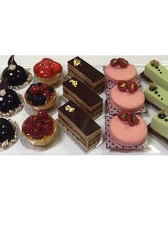Learn the beautiful art of French Pâtisserie with popular pastry chef Mark Tilling.