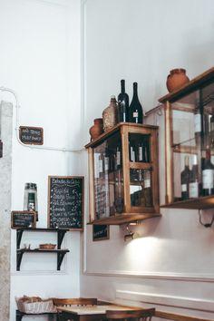 Taberna da Rua das Flores, Lisbon, Portugal - Daniel Farò
