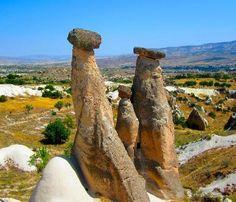 Cappadocia Day Tour From Istanbul by Flight http://www.turkeytravelbazaar.com/tour/cappadocia-tours/