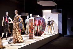 Jean Paul Gaultier exhibit, Montreal Museum of Fine Arts, 2011