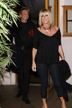 Suzanne and her bestie Suzanne Somers, Barry Manilow, Great Memories, Are You The One, The Man, Besties, Fan, Friends, Tops