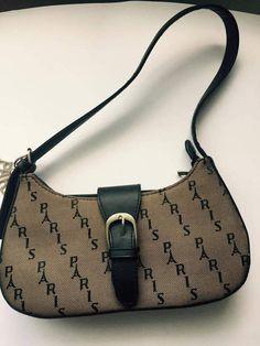SALE 20% OFF Vintage Paris Handbag Small Paris Shoulder Bag