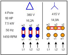 name-plate-motor-3-fase.gif (364×294) Basic Electrical Wiring, Electrical Circuit Diagram, Electrical Projects, Electrical Installation, Electrical Engineering, Math Cheat Sheet, Electronic Workbench, Electronics Basics, Electronic Schematics
