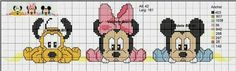 This Pin was discovered by Mar Baby Cross Stitch Patterns, Cross Stitch Borders, Cross Stitch Baby, Cross Stitch Charts, Cross Stitch Designs, Cross Stitching, Cross Stitch Embroidery, Cross Stitch Bookmarks, Crochet Cross
