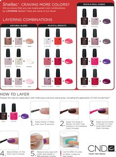 Shellac layering for more colors