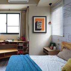 Quadro Think Less Live More por On The Wall | Crie o seu quadro https://www.onthewall.com.br/think-less-live-more-2 #quadro #moldura #canvas