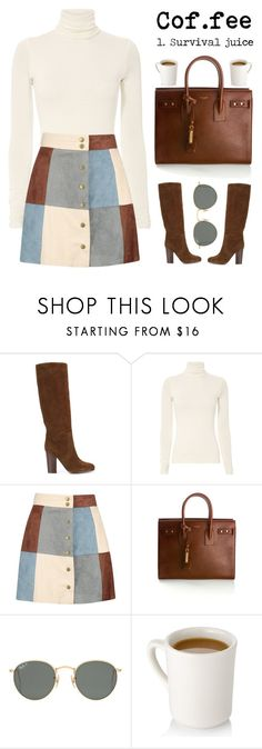 by madelynn-gv ❤ liked on Polyvore featuring Ralph Lauren, Boohoo, Yves Saint Laurent and Ray-Ban