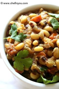 WEST AFRICAN BLACK EYE PEAS (Red Red)	   16 oz raw black eye peas  8 cups water  1/2 teaspoon Lawry's Seasoned Salt  1 teaspoon plain table salt  1/8 cup canola oil (palm oil is traditional but fatty)  1 onion, chopped  15 oz canned diced tomatoes (or 2 fresh)  1 1/2 teaspoon curry powder  1 teaspoon paprika    Wash black eye peas in a colander or strainer. Boil on high for 15 minutes (use a timer or watch the clock) in a 3 quart or larger-sized pot. Add 1/2 teaspoon Lawry's Seasoned Salt…