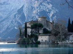 Trentino Castello Toblino