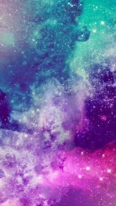 This is so beautiful! A blue Purple Galaxy, this is ...