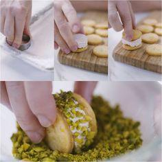 Deliziose salate con crema di mortadella