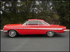 1961 Chevrolet Impala SS Tri-Power 348 CI, AACA National First Place for sale by Mecum Auction
