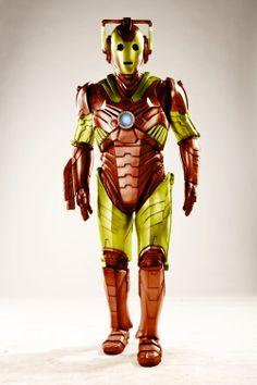 Iron Cyberman #doctorwho #ironman #marvelcomics #cosplay
