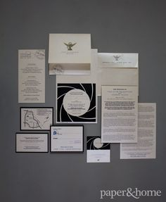James bond party invitations james bond theme skyfall james james bond wedding invitations faye and andy stopboris Choice Image