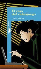 Prisioneras de libros: El caso del videojuego, Carlos Schlaen