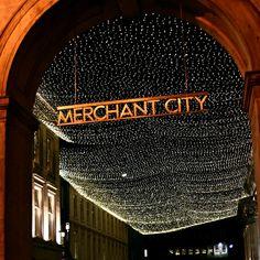 Merchant City , Glasgow