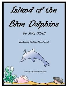 Island of the Blue Dolphins Historical Fiction Novel Unit-- Students identify survival skills Karana utilizes throughout the story and how Karana's feelings about living on the island alone change. Also compare the story to real accounts of the Lone Woman of San Nicolas Island. ($)