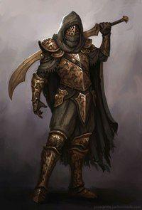 #HQ_Art Jonas Jerde  #fantasy #character #knight #fantasy_armor